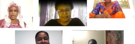 UNAF - First meeting of afro-descendant activists and mediators against FGM