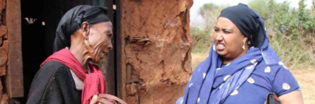 My wounds have made me an anti-FGM warrior, says Marsabit activist Nuria Gollo