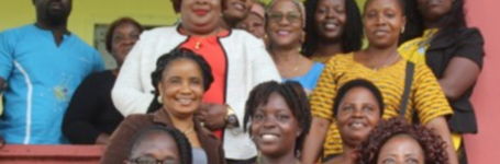 Liberian Women Form United Front to Ensure Passage of Domestic Violence Bill