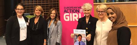 End FGM at the Centre of European Week of Action for Girls
